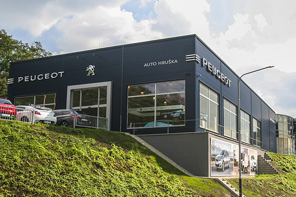 Auto Hruška - PEUGEOT Ostrava