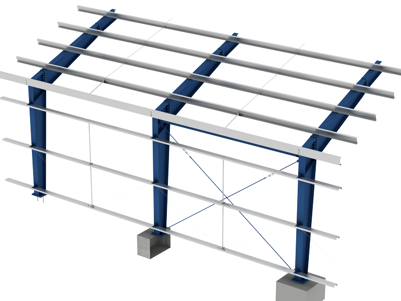 FEMONT OPAVA - Rahmenkonstruktionen